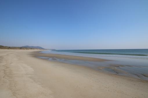 夏 海 海水浴 砂浜 ビーチ