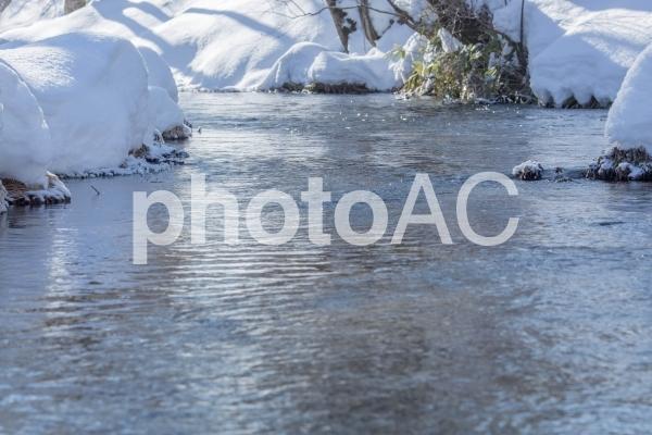 川の流れのようにの写真