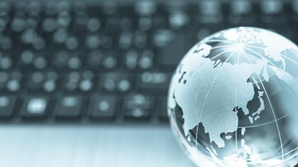インターネット ワールド ビジネス ネット メール 世界 クリスタル アース エコロジー 地球 日本 キーボード ビジネス ブログ パソコン ノートパソコン コンピューター IT デジタル