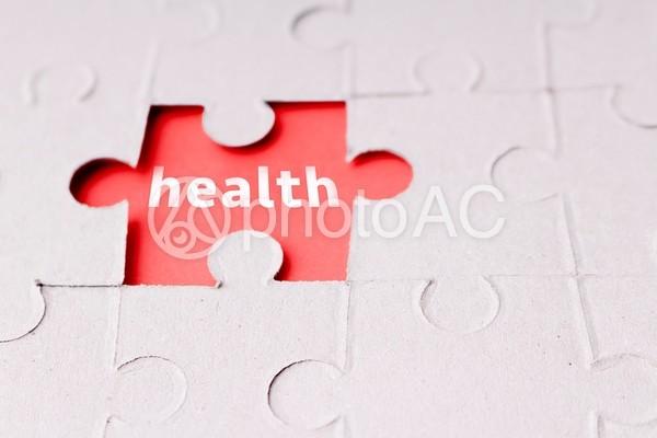 健康ジグソーパズルの写真