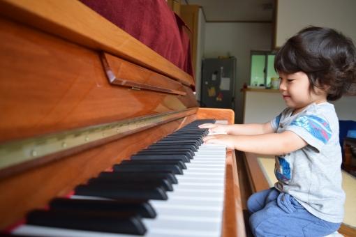 ピアノ 鍵盤 キーボード エレクトーン 手 子ども こども 子供 赤ちゃん あかちゃん 男の子 男 キッズ 楽器 夏 夏服 演奏 ピアニスト
