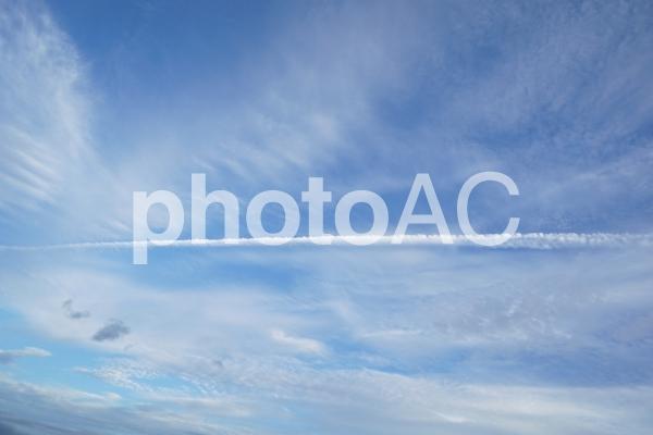 空の上の地平線の写真