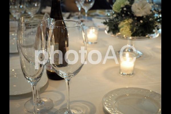 式場のレストランの写真