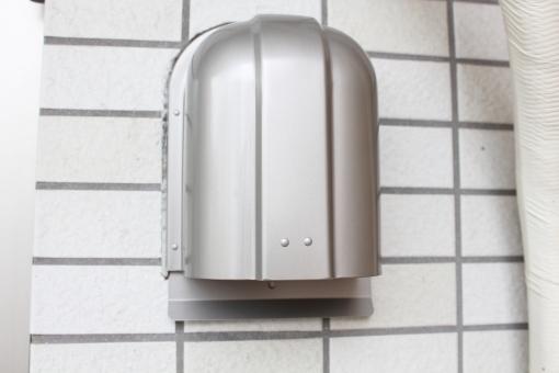 マンション 排気口 アパート 排気 壁 換気扇