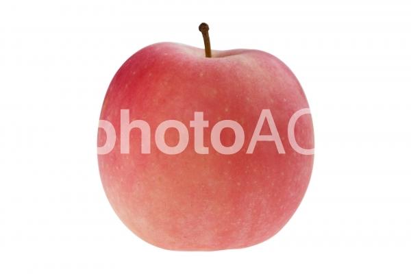 1個の赤いリンゴの切り抜きpsdの写真