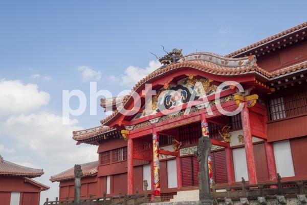 首里城の写真