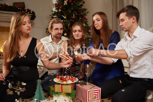 クリスマスパーティー8の写真