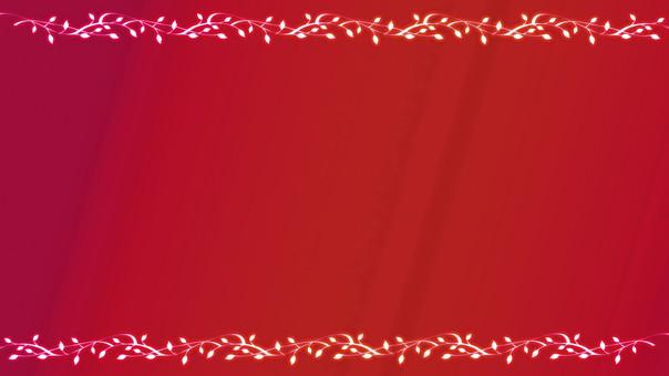 背景 テクスチャ テクスチャー バックグラウンド 背景素材 模様 ポスター グラフィック ポストカード 柄 デザイン 素材  装飾  イラストペーパー  デコレーション 光沢 光る素材 草 蔓 葉 葉っぱ 植物 蔦 絡む フレーム 光 赤