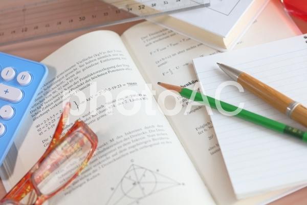 学習の写真