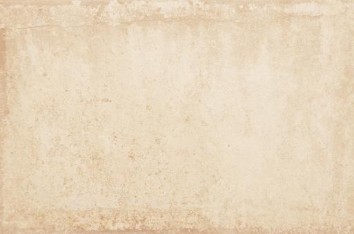 ベージュの和紙テクスチャ背景素材の写真