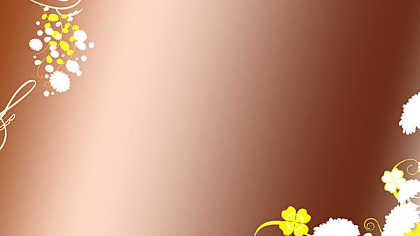 背景 テクスチャ テクスチャー バックグラウンド 背景素材 模様 ポスター グラフィック ポストカード 柄 デザイン 素材  装飾  イラストペーパー  デコレーション マーク ポイント 光沢 クローバー 四葉 植物 タンポポ たんぽぽ そよ風 茶色