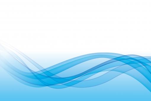 夏 水色 青 グラデーション エコ 環境 ブルー 波 流れ 曲線 グラフィック テクスチャ ウェーブ ウエーブ 柔らかい 揺らぐ シルク 海 風 ナチュラル 自然 水 バックグラウンド 8月 背景素材 バックイメージ 背景 風流 抽象的