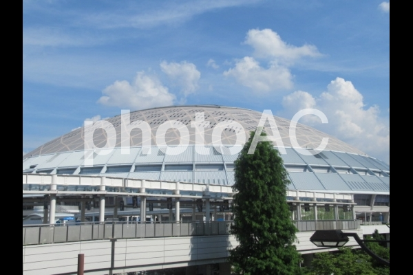 ナゴヤドームの写真