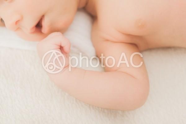 赤ちゃんの手11の写真