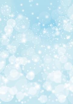 冬 雪 背景 バック テクスチャー テクスチャ 青 水色 白 空 ブルー 花 寒い きらきら キラキラ 輝き かわいい カワイイ 美しい 女性 クリスマス ポスター チラシ コピースペース 日本 男性 ビジネス バレンタイン 子供 光