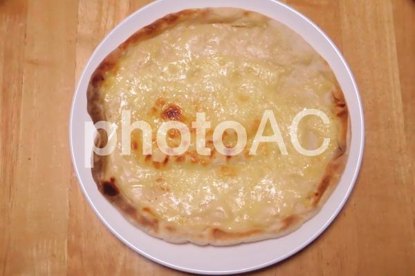 チーズピザ 1の写真