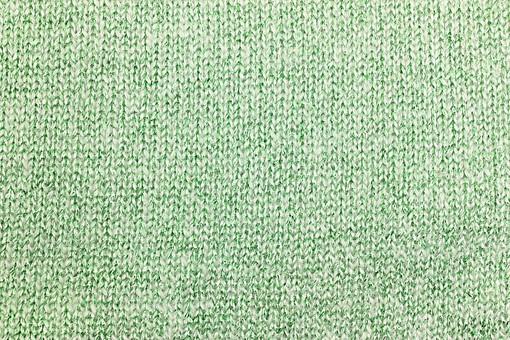 ニット 編地 毛糸 糸 混紡 編み物 ニット地 編み地 編む テキスタイル 背景 背景素材 テクスチャ ファッション 素材 手芸 繊維 衣類 編み目 生地 衣類 カットソー 衣服 アパレル 模様 ファブリック 雑貨 手編み 裁縫 表メリヤス編み メリヤス編み 表編み 黄緑 緑 ライトグリーン 抹茶色